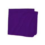 Solid Performance Fleece Wicking Blanket (Single Layer 40