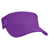 Solid Purple Visor