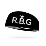 RBG Crown Wicking Performance Headband