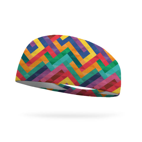 Spangled Performance Wicking Headband