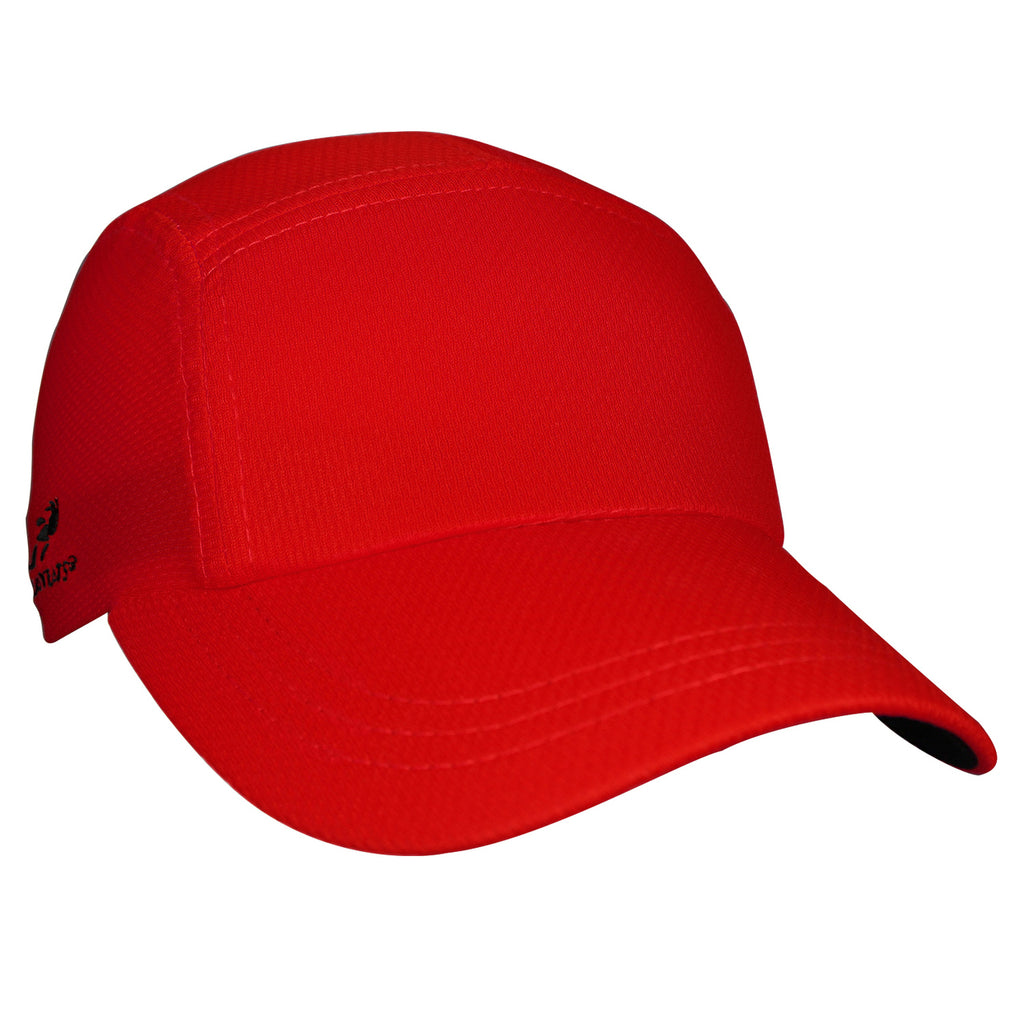 Red Race Hat