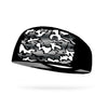 Camo (Reflective Pattern) Wicking Headband
