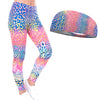 Release Your Inner Animal Workout Legging & Headband Bondi Wear Set