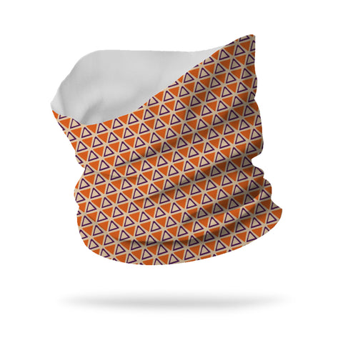 "Warning I Bite Wicking Neck Gaiter 12"" Length"