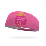 Run Like A Princess 13.1 Wicking Performance Headband