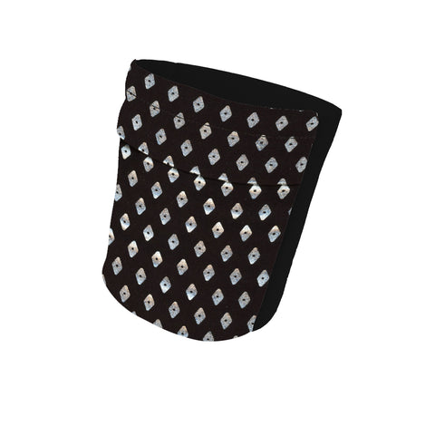 "Lycra Free as a Daisy Neck Gaiter (12"" length)"