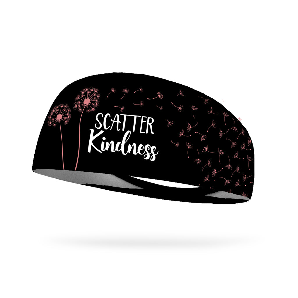 Scatter Kindness Performance Wicking Headband