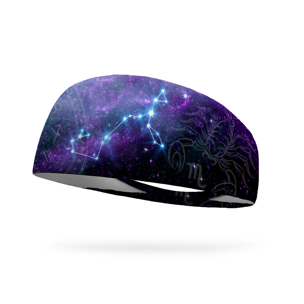 Zodiac Scorpio Performance Wicking Headband
