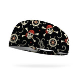Sea of Pirates Wicking Performance Headband