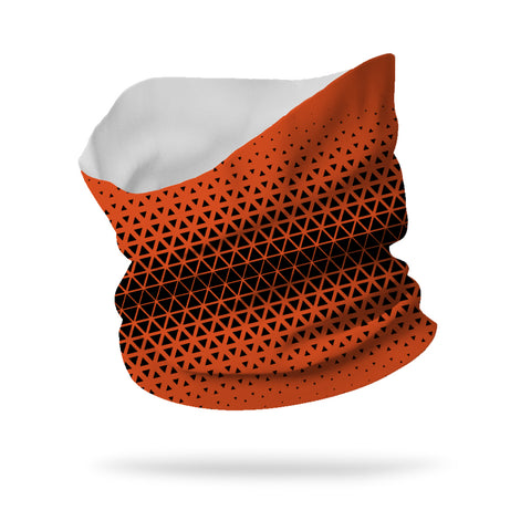 "Lycra Hit Record Neck Gaiter (12"" length)"