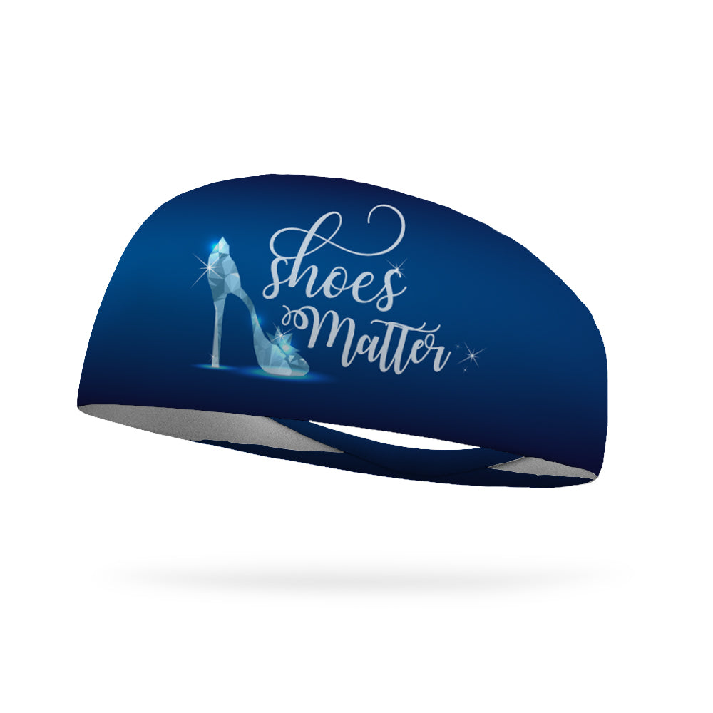 Shoes Matter Wicking Performance Headband