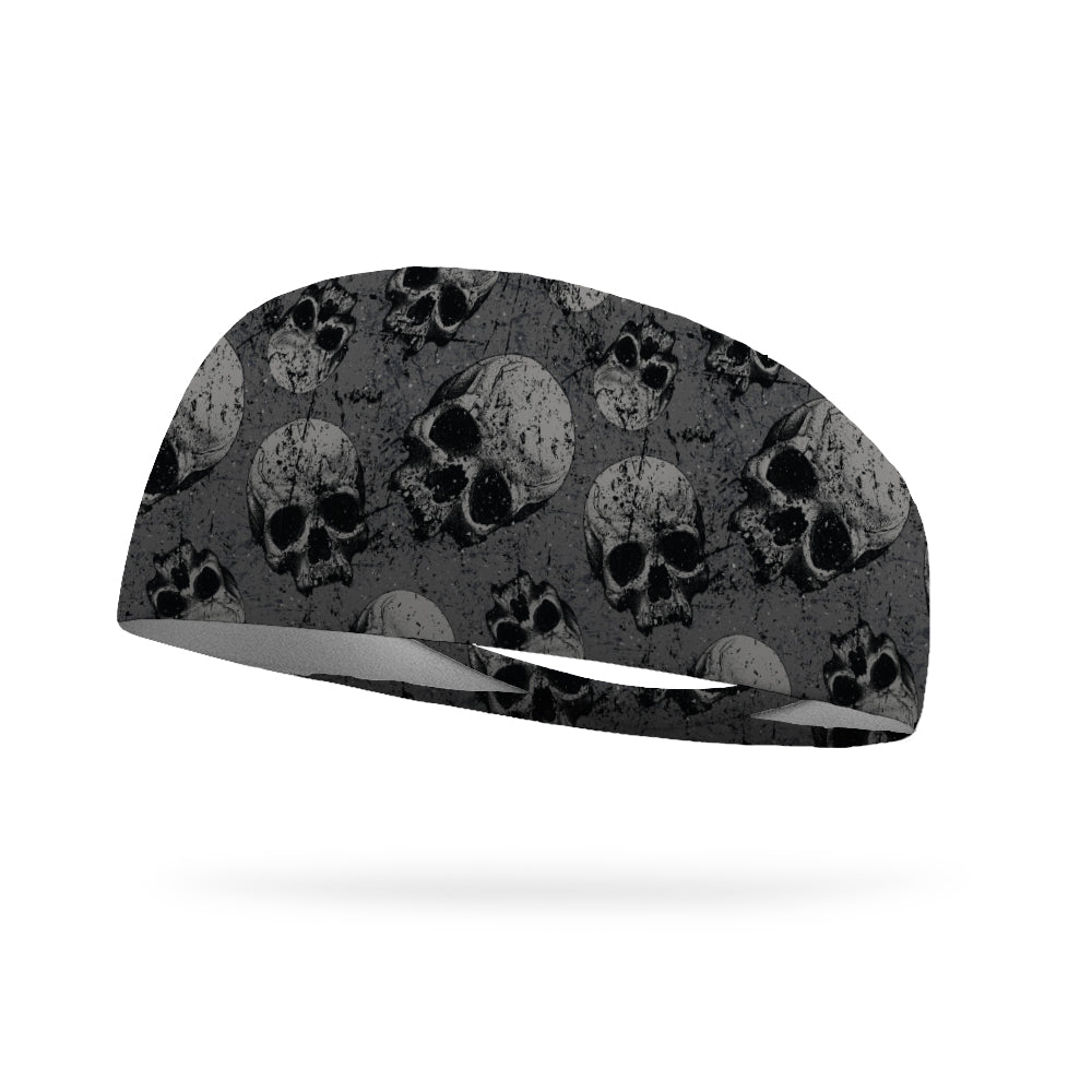 Skull Crusher Wicking Headband