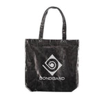 Bondi Band Black Medium Tote Bag