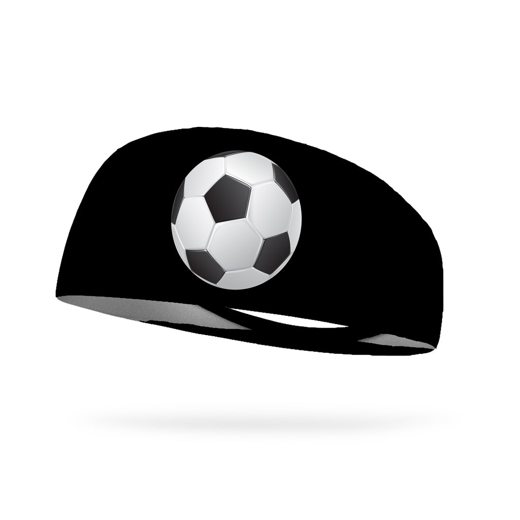 Soccer Ball Wicking Headband