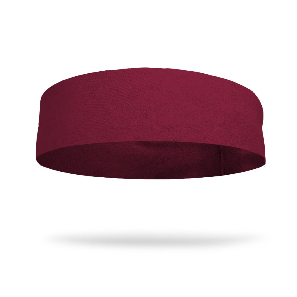 "Sale Solid Color 4"" Flat Back Wicking Headband"