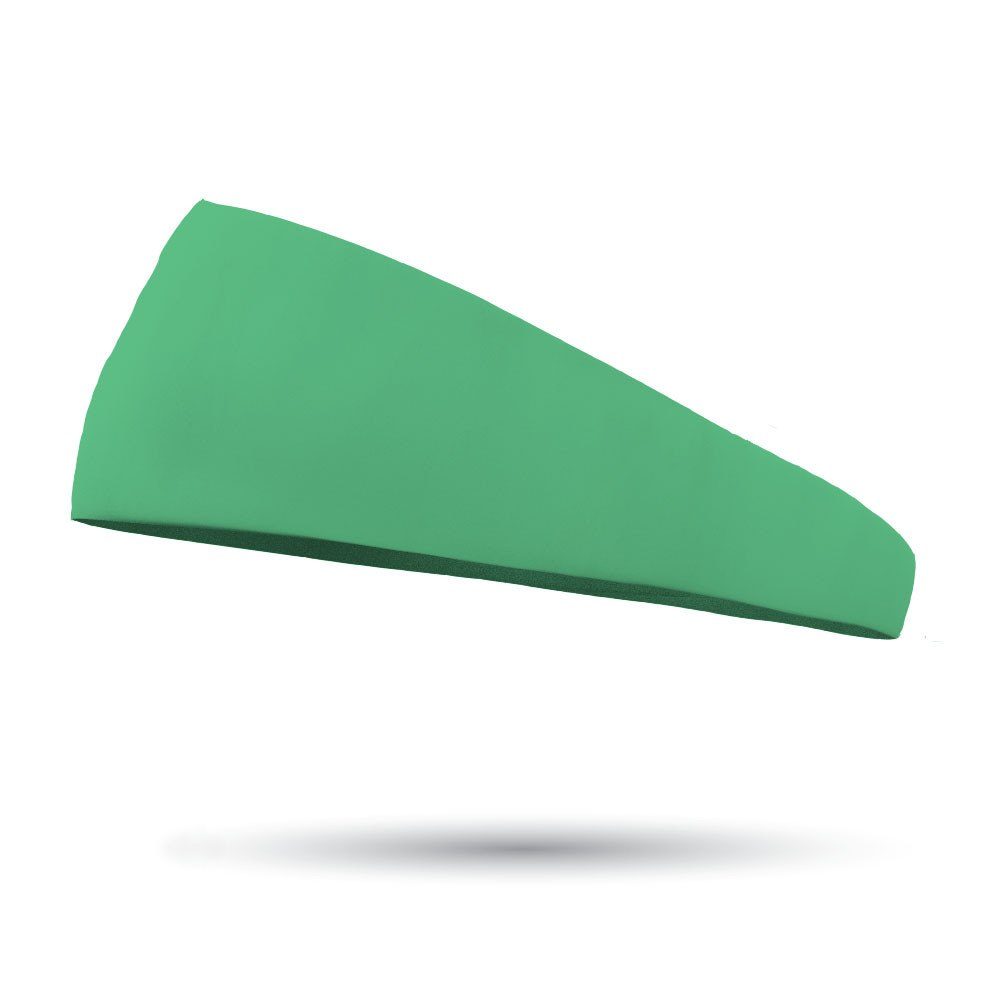 "Solid Color 4"" Tapered Wicking Headband"