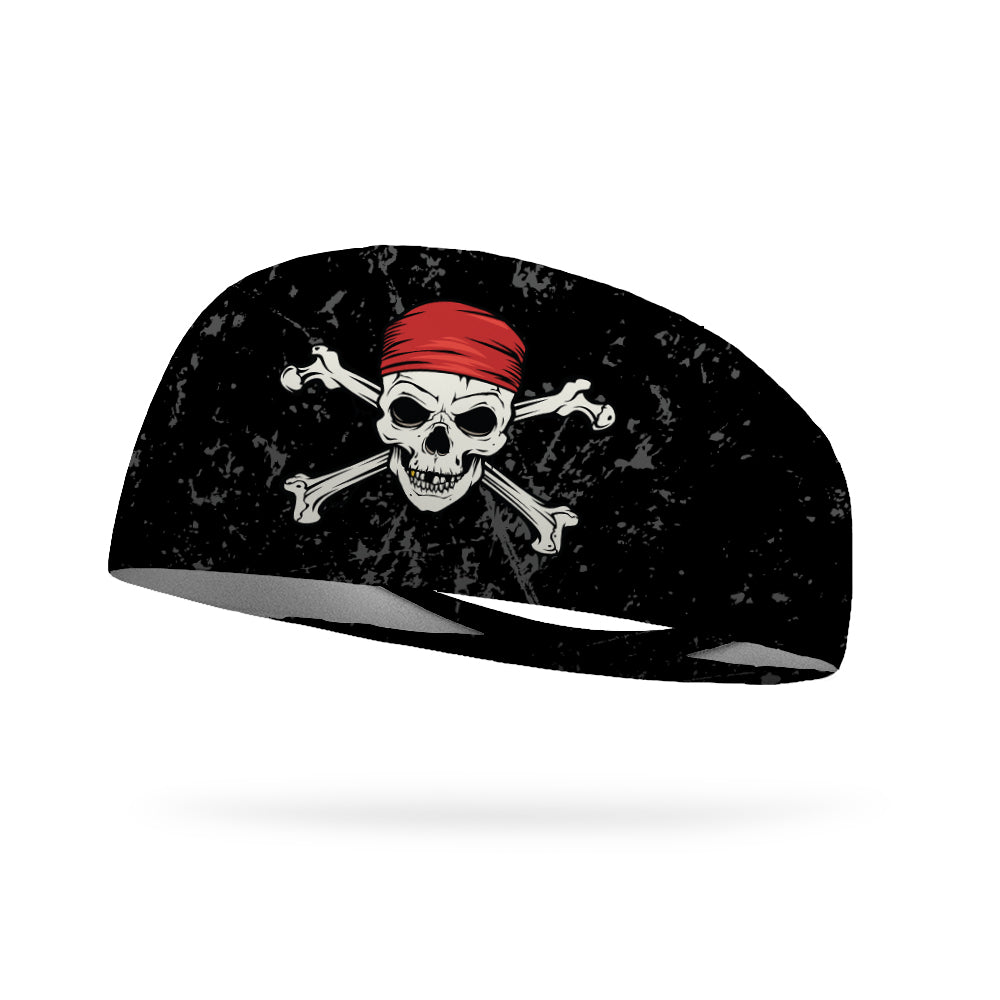Solo Pirate Wicking Performance Headband