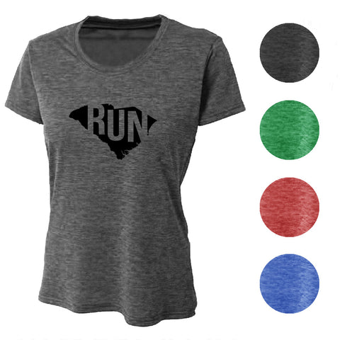 RUN Texas Wicking T-Shirt Bondi Wear