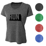 RUN South Dakota Wicking T-Shirt Bondi Wear