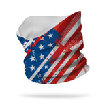 Spray Painted USA Wicking Neck Gaiter 12