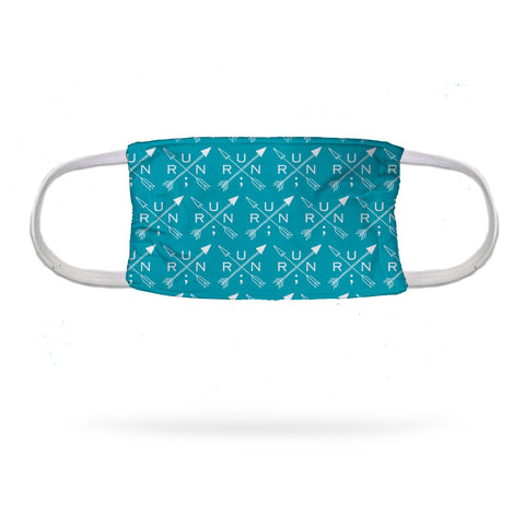 "GoalDiggerKelly Collection Solid Color 3"" Tapered Wicking Headband"