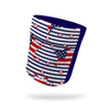 Striped American Flags Wicking Armband 6.22