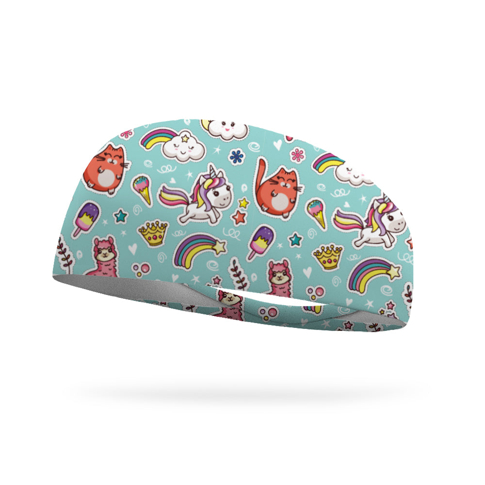 Stuffed Animals Wicking Headband