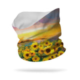 Lycra Summer Painting Neck Gaiter (12