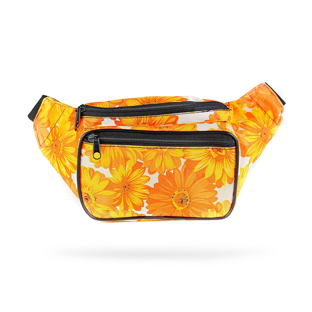 Summer Sunflowers Fashion Fanny Pack