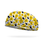 Sunburst Floral Performance Wicking Headband