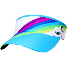 Unicorn Visor (Add Buttons for Face Mask $2.00)