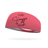 It's Not Swagger I'm Just Sore Wicking Performance Headband