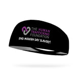 The Human Trafficking Foundation Wicking Performance Headband (Designed by Vilmaris Conigliaro)