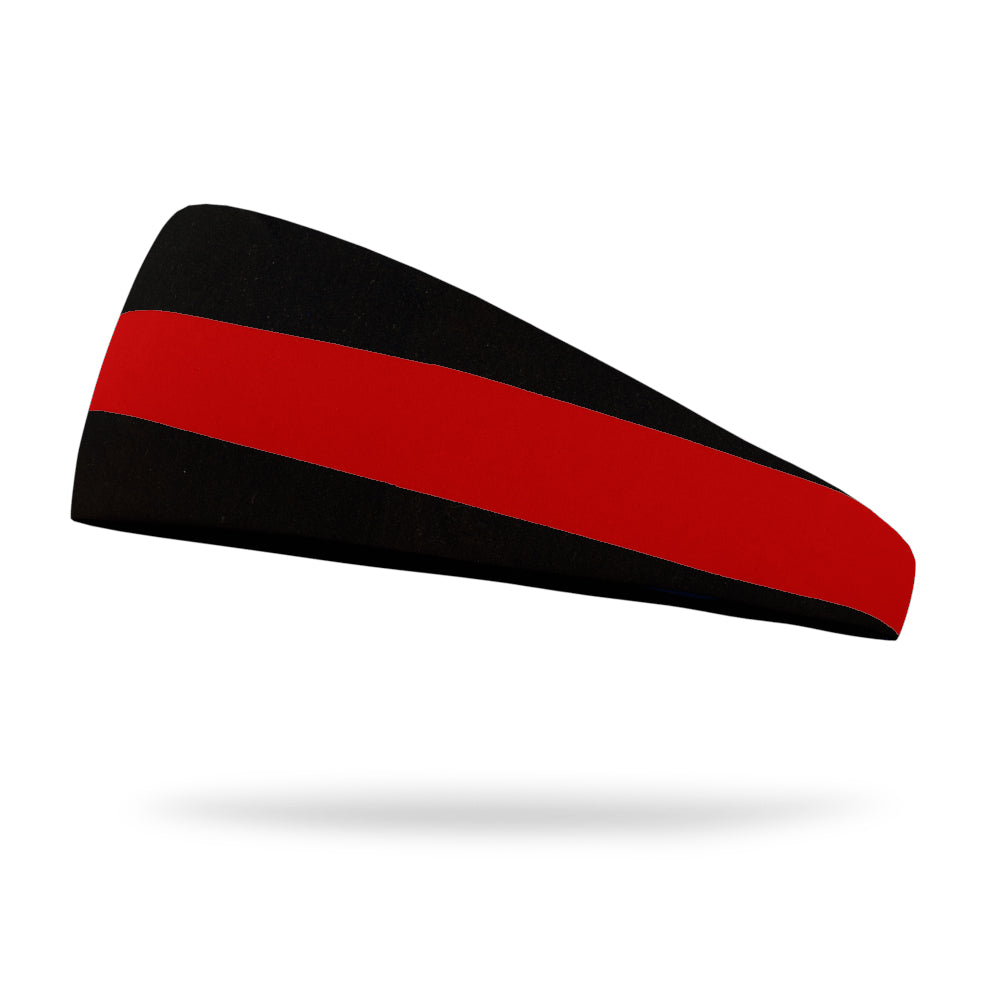 Thin Red Line Wicking Performance Headband