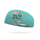 Thou Shall Not Try Me Mood 24:7 Wicking Headband