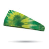 Tie Dye Green Bay Performance Wicking Headband