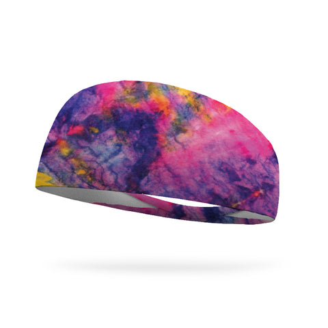 Infinite Alchemy Stained Glass Sass Performance Wicking Headband