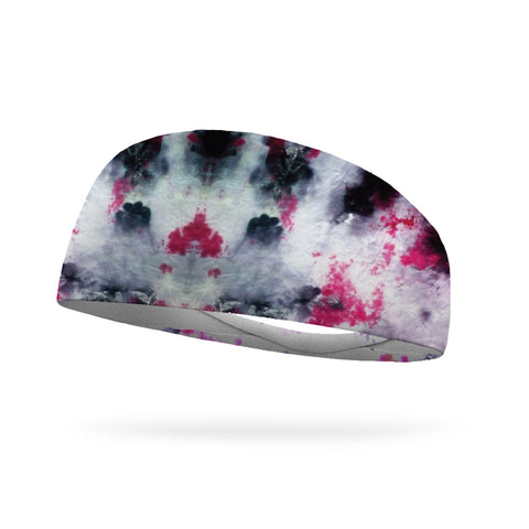 Fall Limited Edition Berry Blush Solid Wicking Headband