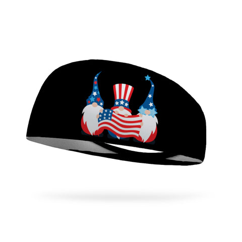 Grab Bag America Themed Headbands 4 for $20 (4 for $24 with BUTTONS for Medical Face Mask)