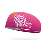 Wake Up & Run Wicking Performance Headband