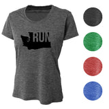 RUN Washington Wicking T-Shirt Bondi Wear