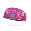 What's Happening Hot Stuff Wicking Performance Headband