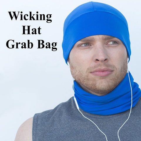 Free Hugs Just Kidding Don't Touch Me Wicking Performance Headband