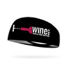 Wine a Bit Wicking Performance Headband