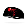 You'll Float Too Wicking Performance Headband