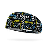 Zooma Words Performance Wicking Headband