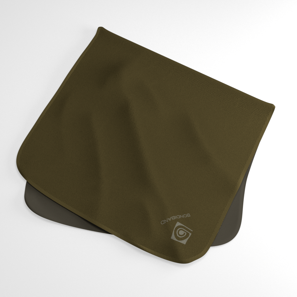 Combat Green Wicking Sweat Towel