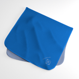 Caribbean Blue Wicking Sweat Towel