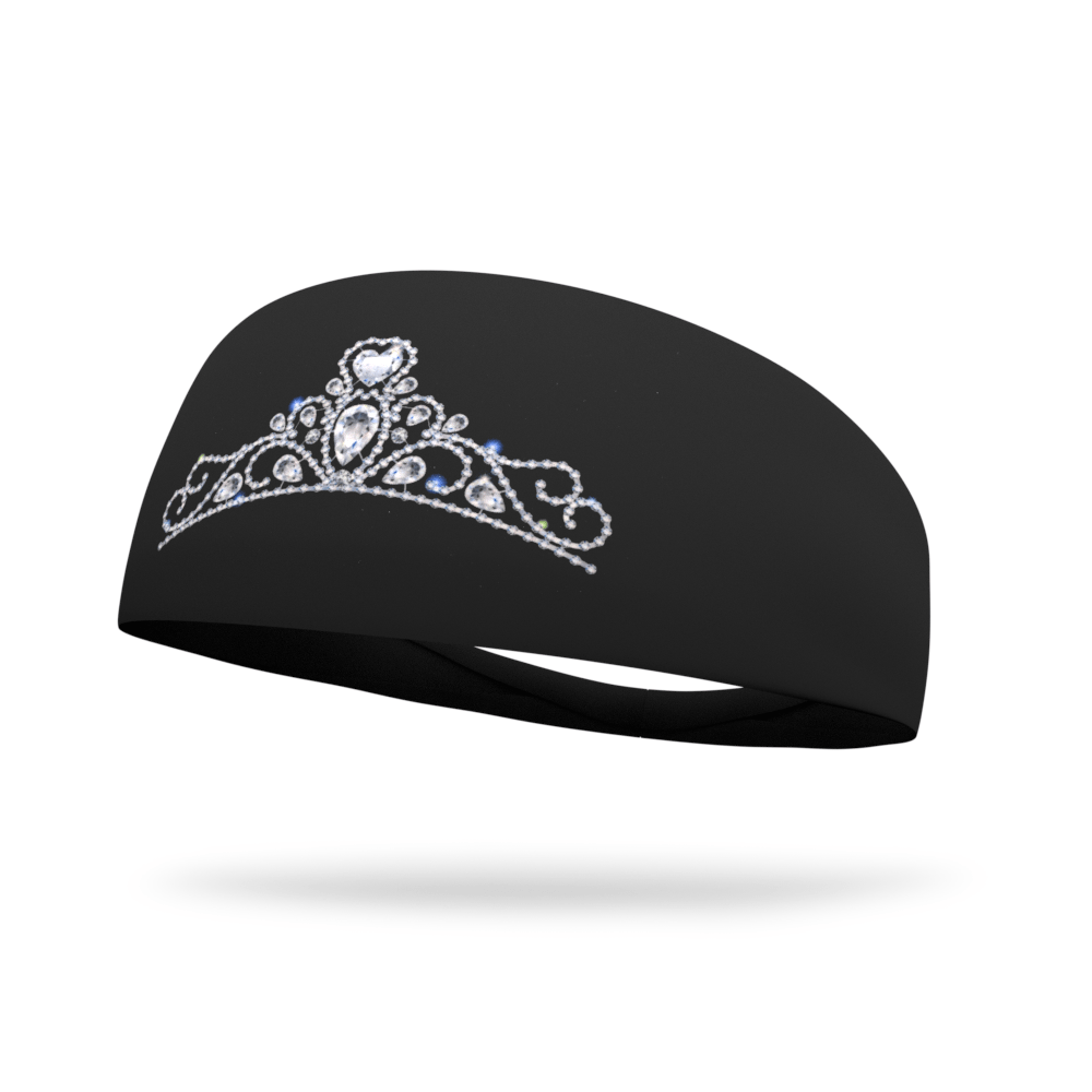 Diamond Tiara Wicking Headband - Bondi Band