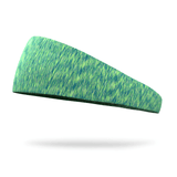 Green and Blue Static Fashion Headband